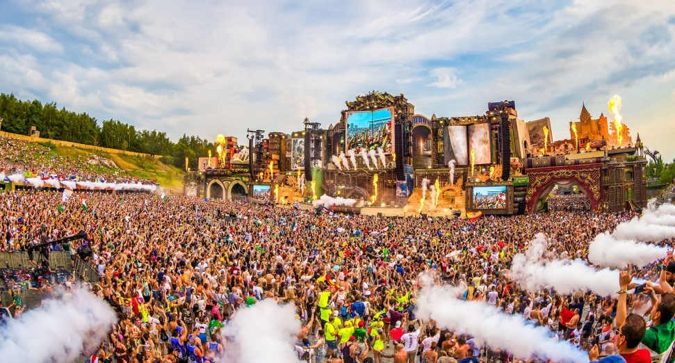 "Tomorrowland ""hopeful"" about 2021 festival as Belgium announces COVID-19 restrictions easing"