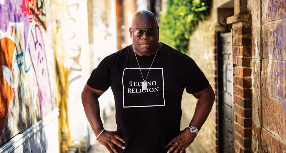 Carl Cox is playing a New Years Eve rave in Hawaii
