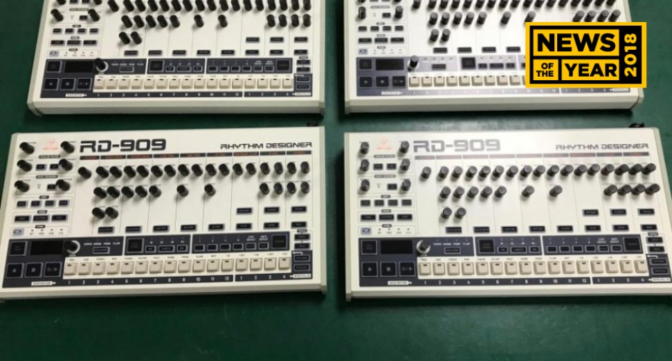 behringer Roland clone will retail for 300
