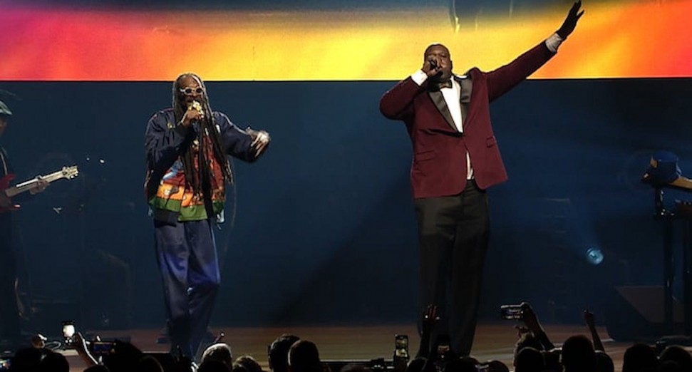 Watch Snoop Dogg and Shaq perform 'Nuthin' But A 'G' Thang' live in Las Vegas